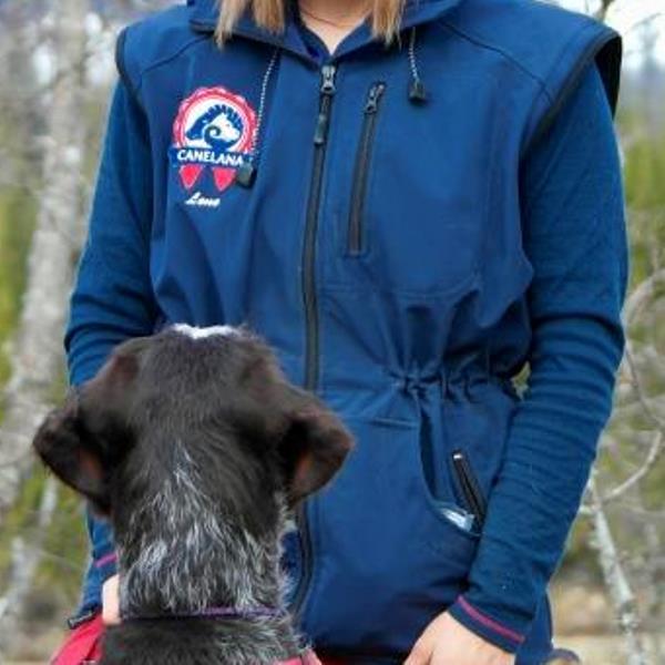 Hundeførerjakke Canelana
